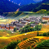 Ping'an Zhuang Village, Guilin Tours