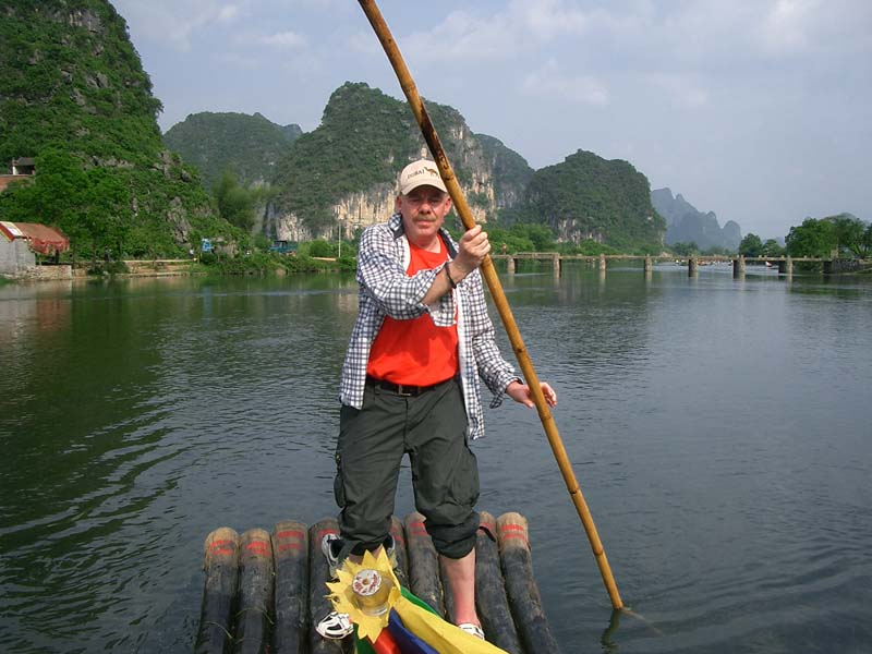 Bamboo Rafting guilin
