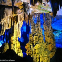 Reed Flute Cave, Guilin Tours
