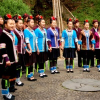 Yinshui Dong Village, Guilin Tours