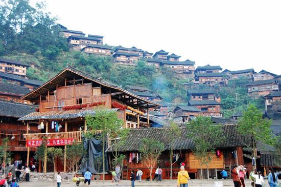 Chejiang Dong Villages