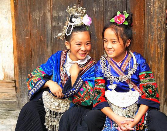 Jidao Miao Village