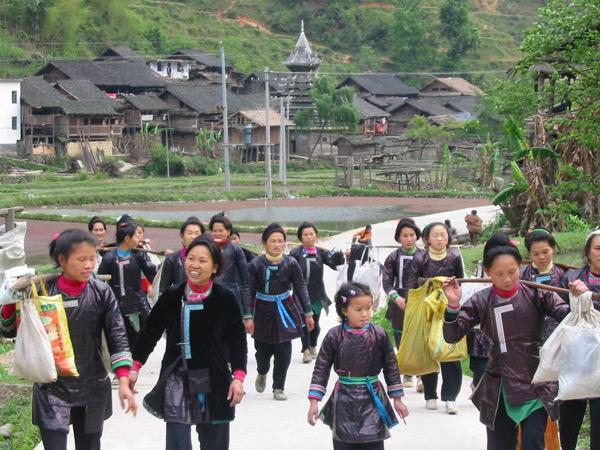 Guizhou Sister Festival