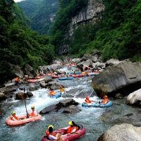 Wuyang River Scenic Area, Guizhou Tours