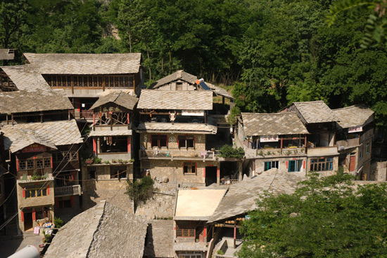 Zhenshan Ethnic Village
