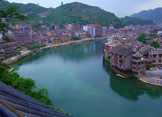 Zhenyuan Ancient Town