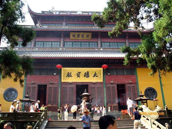 Lingyin Temple, Hangzhou Travel Photos
