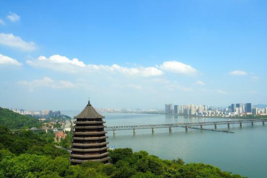 Six Harmonies Pagoda, Hangzhou Travel Photos