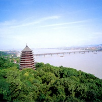 Six Harmonies Pagoda, Hangzhou Travel Photos