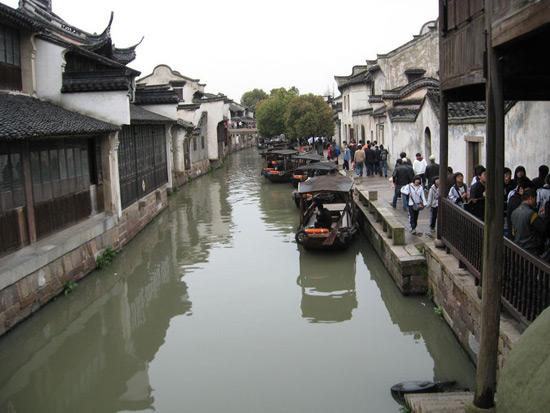 Wuzhen Water Town, Hangzhou Travel Photos