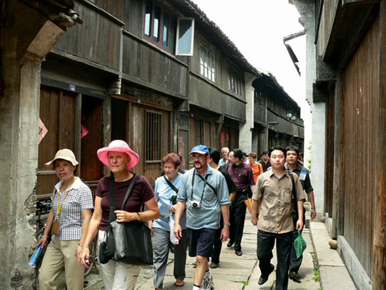 Wuzhen Water Town, Hangzhou Travel Photos