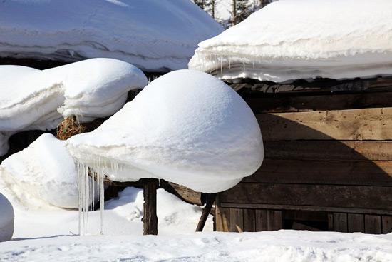 China's Snow Town, Harbin Travel Photos