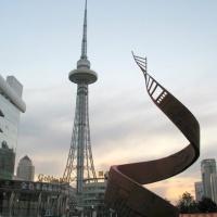 Dragon Tower, Harbin Travel Photos