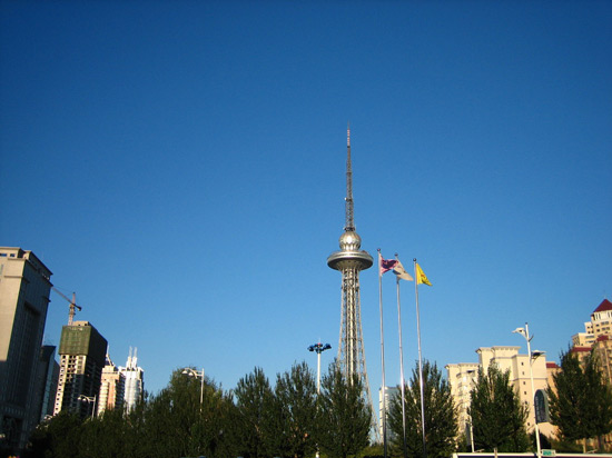 Dragon Tower Harbin, Harbin Travel Photos