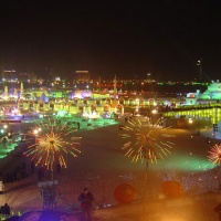 harbin ice festival 2011 pictures