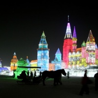 Harbin Ice and Snow Festival,Harbin Ice festival