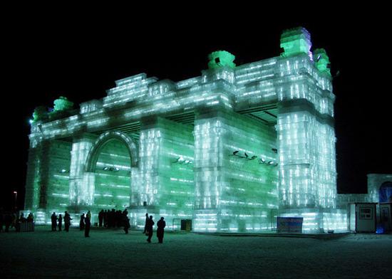 International Ice and Snow Festival, Harbin Ice Festival Photos