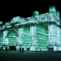 International Ice and Snow Festival, Harbin Ice Festival Photos