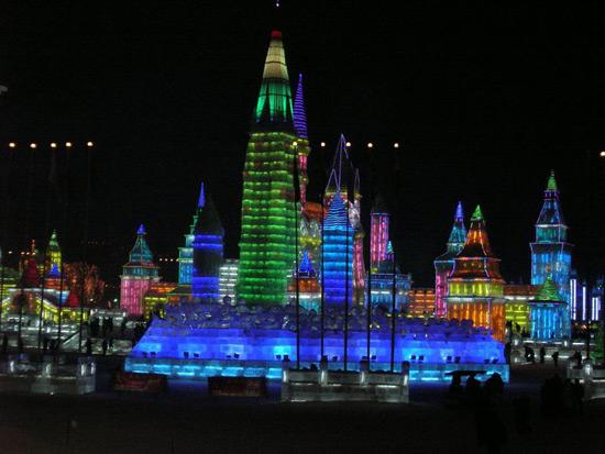 Harbin Ice and Snow Festival, Harbin Tours Photos