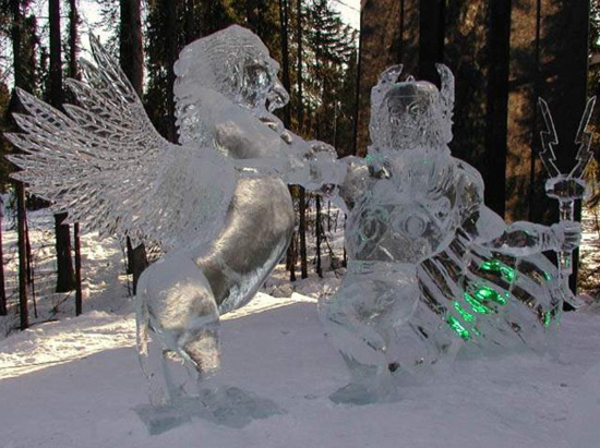 Harbin Ice and Snow Festival,Harbin Winter Photos