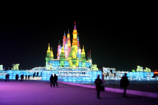 Harbin Ice and Snow Festival,Harbin Holiday