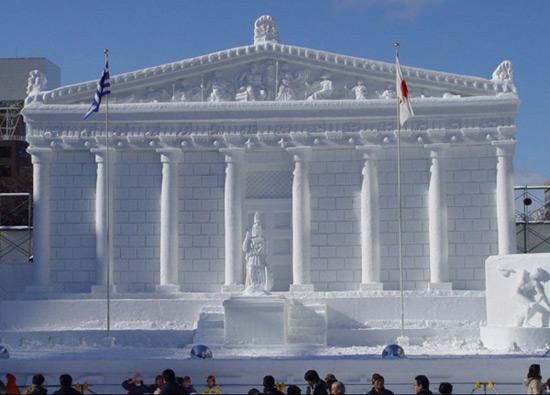 Harbin Ice and Snow Festival, Harbin Sight