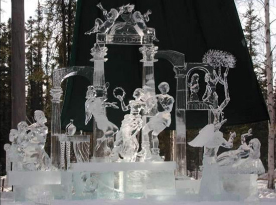 Harbin International Ice and Snow Festival,Harbin Ski