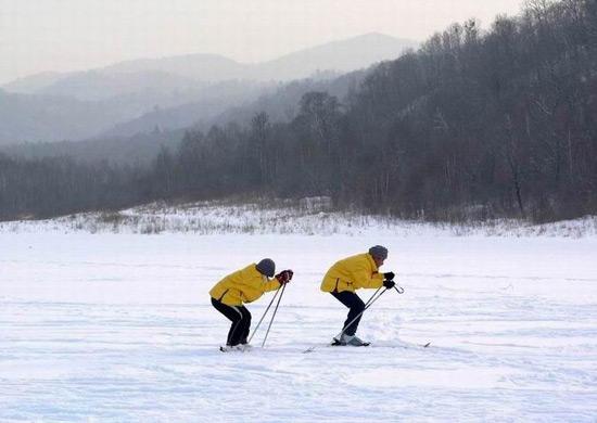 International Ice and Snow Festival,Harbin Holiday