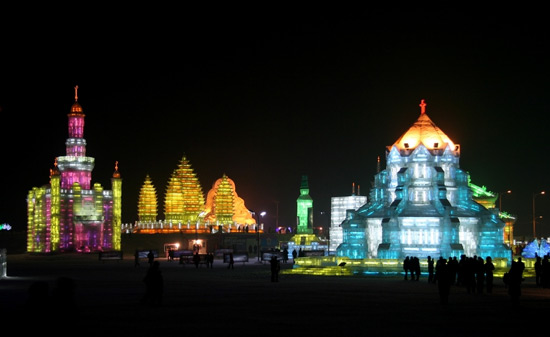 HarbinIce and Snow Festival, Harbin Tour Photos
