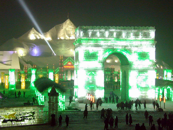 Harbin Ice and Snow Festival,Harbin Tour,Harbin Travel Photos