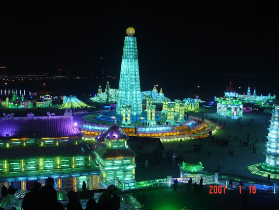 Harbin Ice and Snow Festival, Harbin Winter Travel