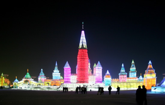Harbin Ice and Snow Festival,Harbin Holidays Picture