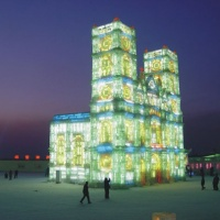 Harbin Ice Festival,Harbin Winter Tours
