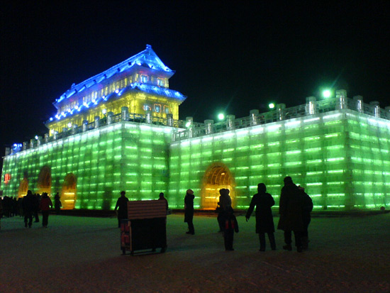 Harbin Ice and Snow Festival, Harbin Ski