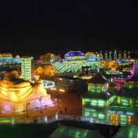 Harbin Pictures, Harbin Travel Photos