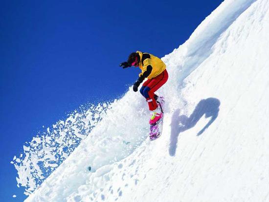 Harbin skiing