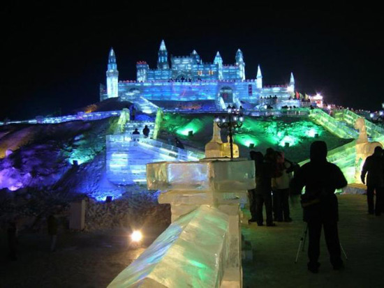 china harbin ice and snow festival