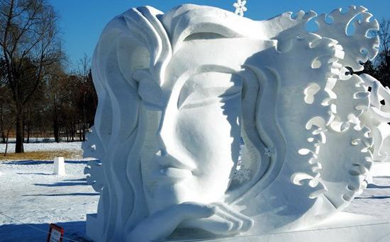 Harbin winter