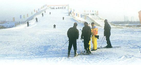 Harbin ice carving