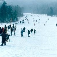 Weihu Mountain National Forest Park Ski Resort