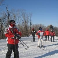 Huatian Wumiji Ski Resort