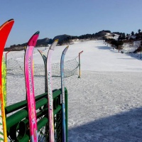Harbin Institute Of Physical Education Skifield