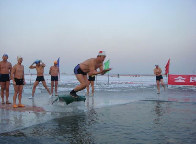 Winter Activities Harbin,Harbin Ice Travel