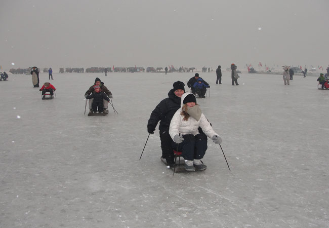 Harbin Winter Activities,Harbin Tour