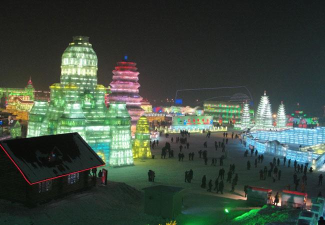 Ice and Snow World of harbin