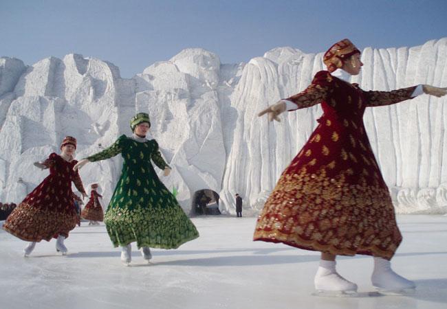 Ice and Snow World Harbin China