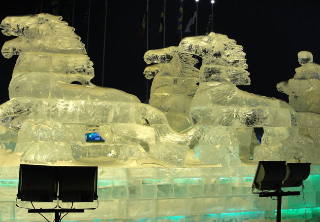 Ice and Snow World,China Ice Travel