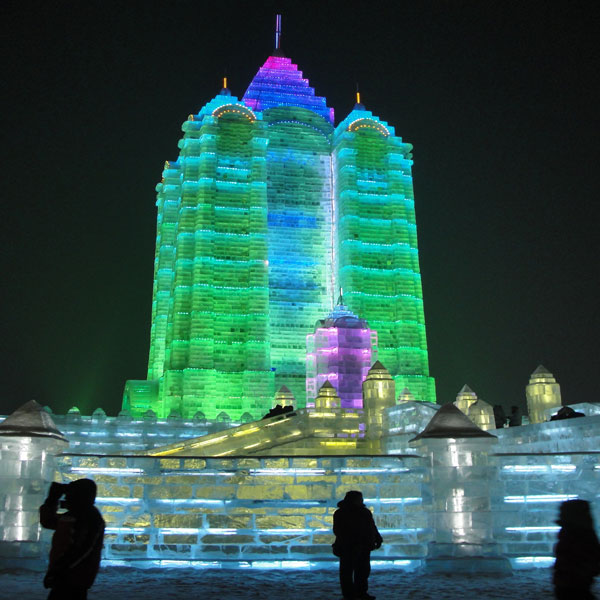 Ice and Snow World,Harbin Ice and Snow,Harbin Winter,China ice