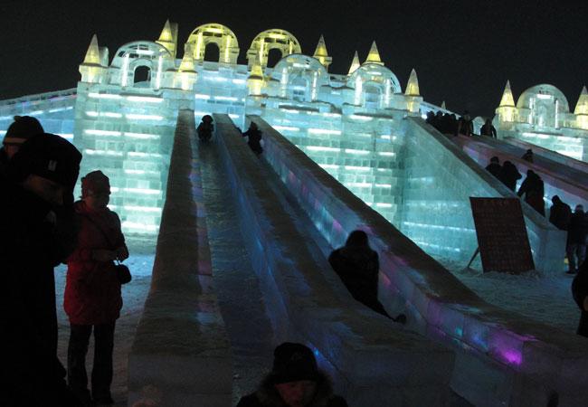 Ice and Snow World,Harbin Attraction,Harbin Sight