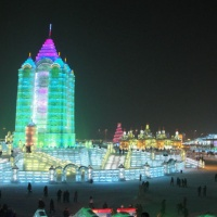 Ice and Snow World,Harbin Ice and Snow Pictures